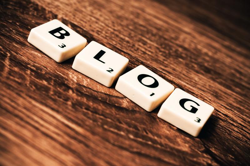 Blog d'actualités sur le web