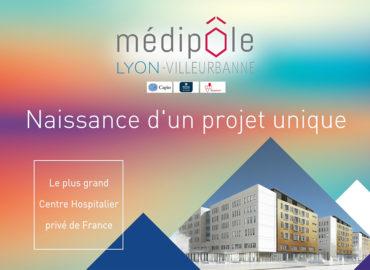 Création du film Médipole Lyon Villeurbanne