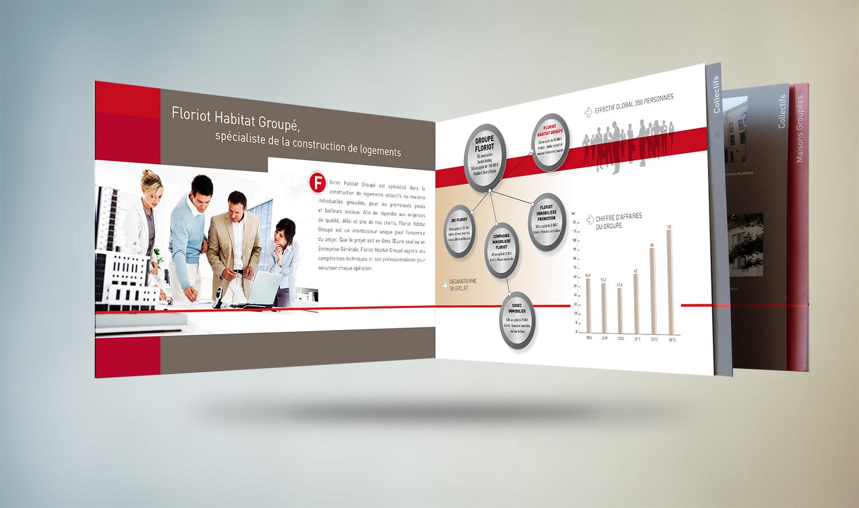 brochure, plaquette commerciale