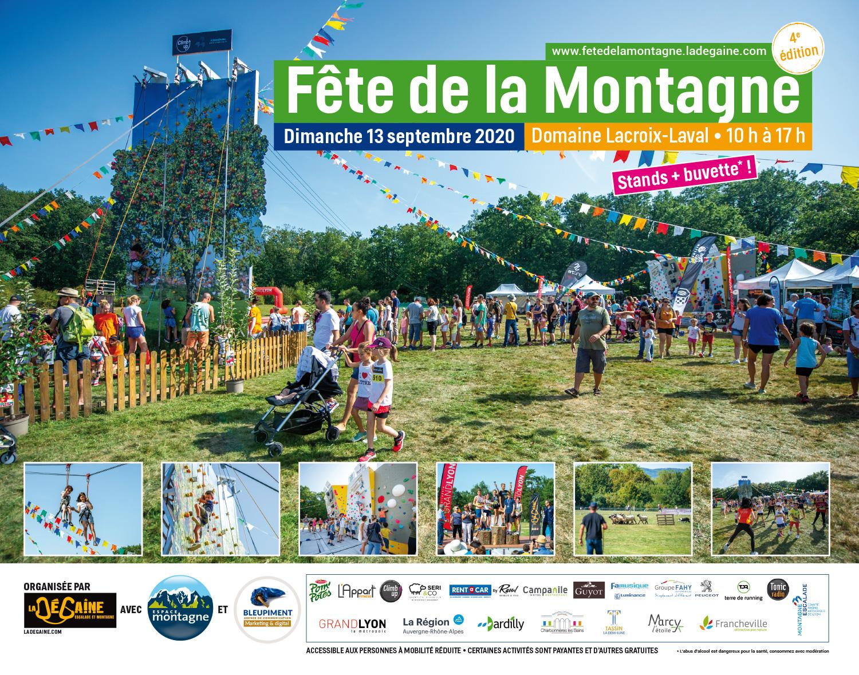 4e édition de La Fête de la Montagne, au Domaine Lacroix-Laval (Marcy-l'étoile – 69)