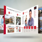 Création brochure, plaquette, flyer