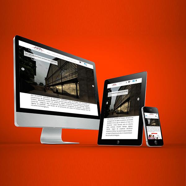 Création site et application interactive