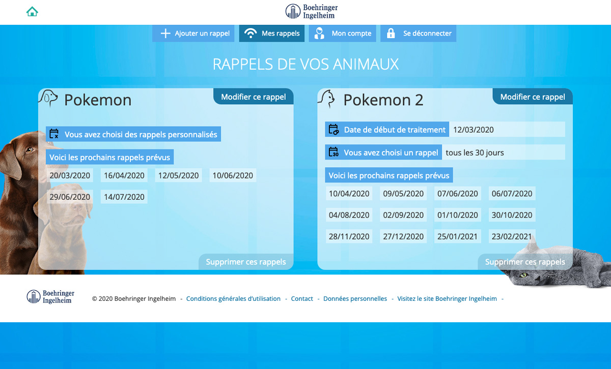 site web parasitalert.fr
